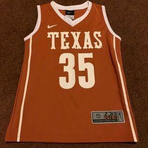 Size 5 Nike Texas jersey